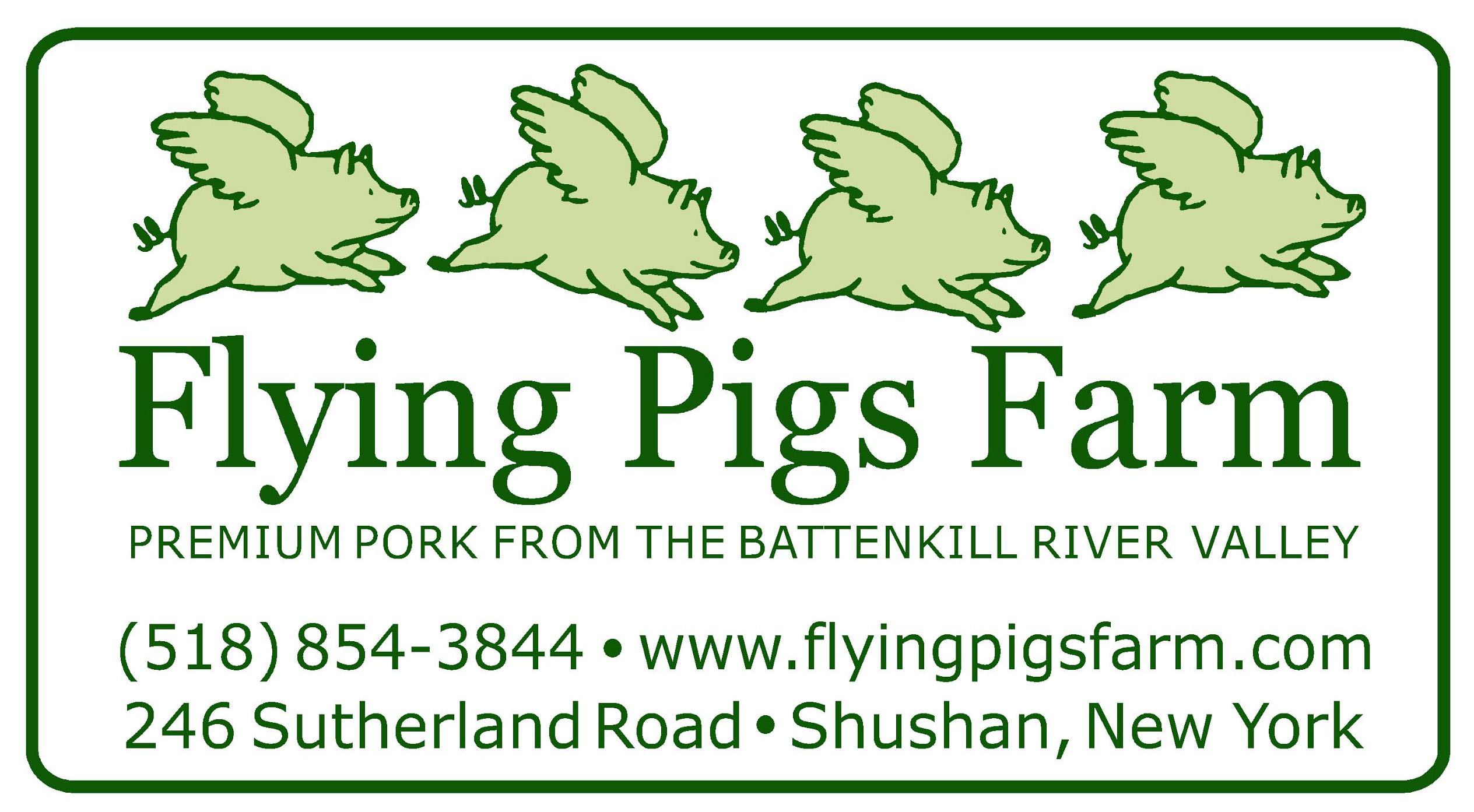 Flying Pig Farms